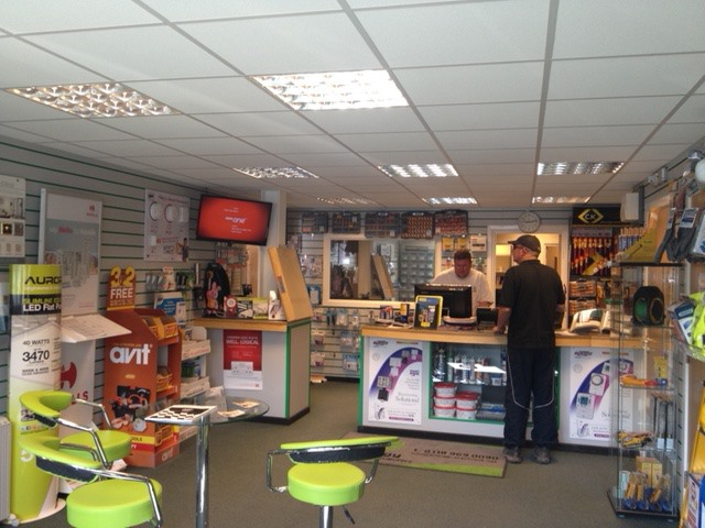 energy electrical shop, woodley